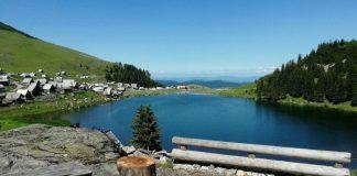 Prelijepa priroda na Prokoškom jezeru u Fojnici